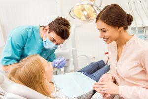 Professional dentist office